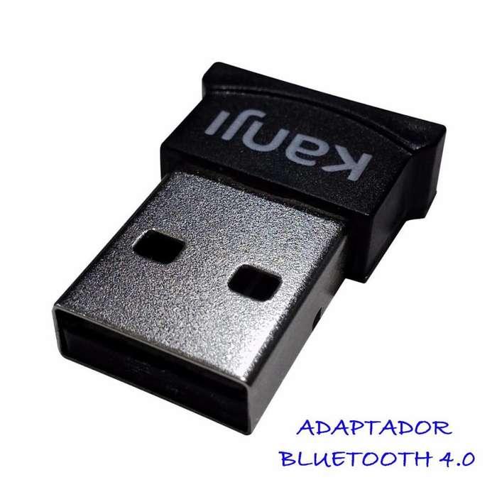 Adaptador Bluetooth Usb 4.0 Kanji Kjac04 Mini