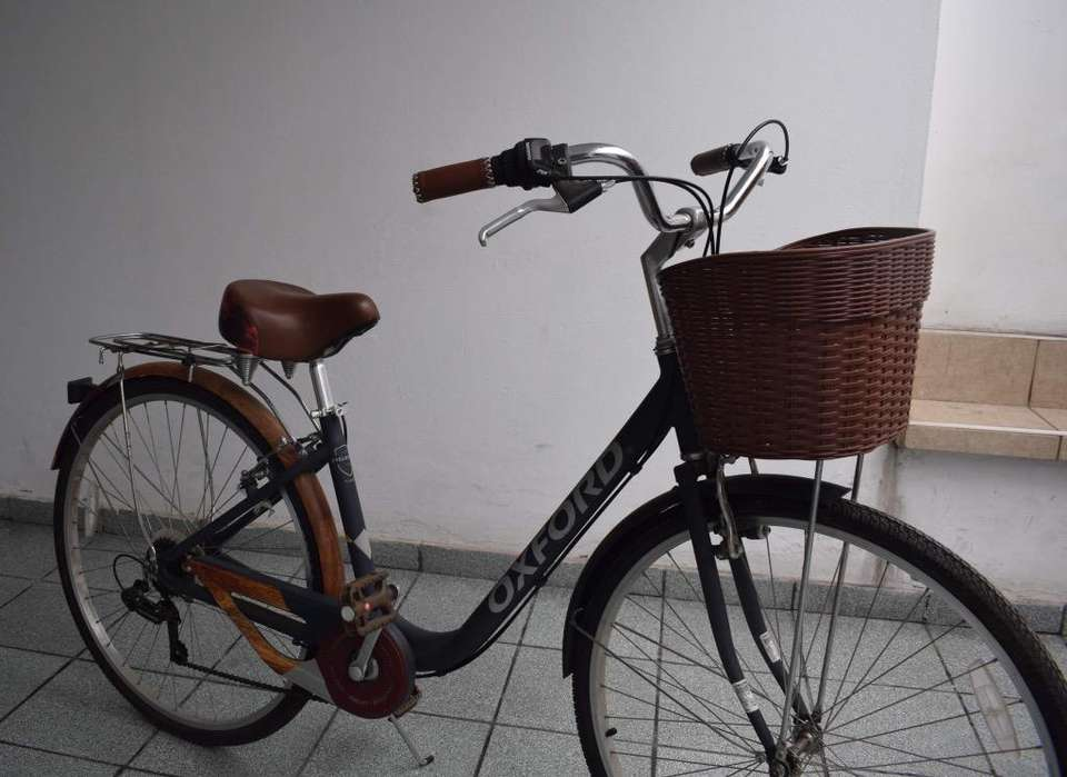 Bicicleta de Paseo-Oxford