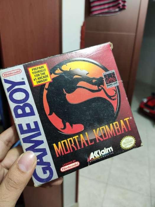 Mortal Kombat Game Boy