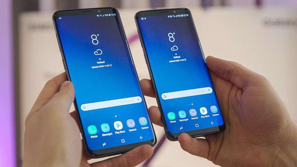 Samsung S10, S10 Plus S9, S9 Plus S8 Huawei Xiaomi Redmi NUEVO de caja Tarjeta