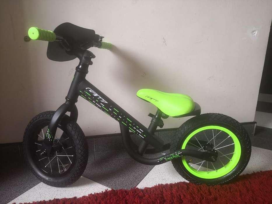 Bicicleta de Iniciación Gw