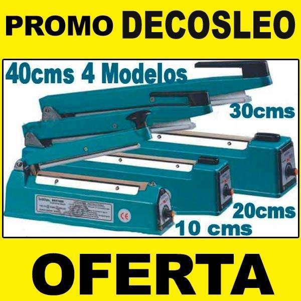 Selladora Cortadora Bolsa 40cm C/regulador Progresivo garantia