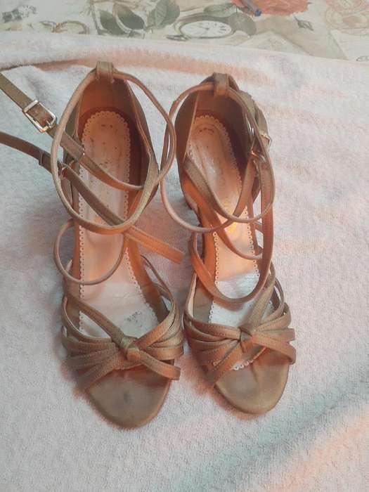 Sandalias de Baile Número 37