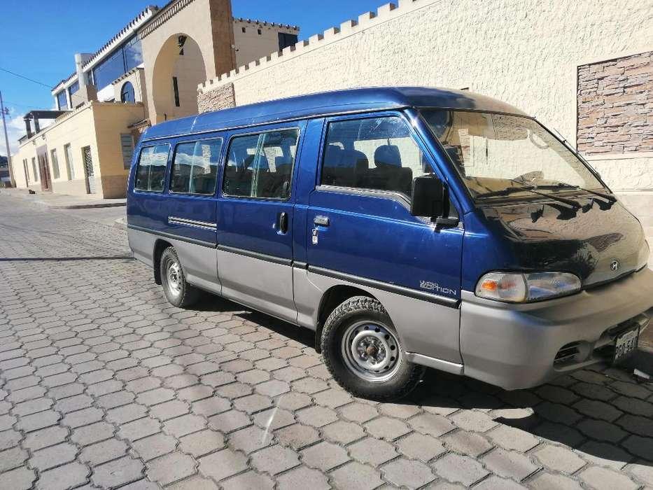 Furgoneta Hyundai H100 Año 2003