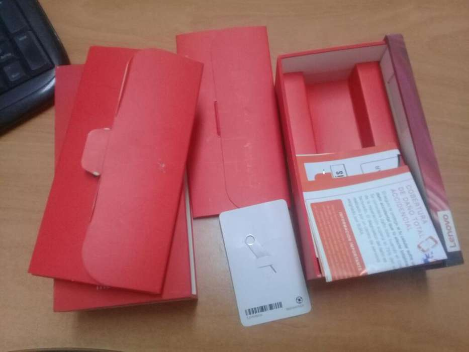 Caja Celular Moto Z2