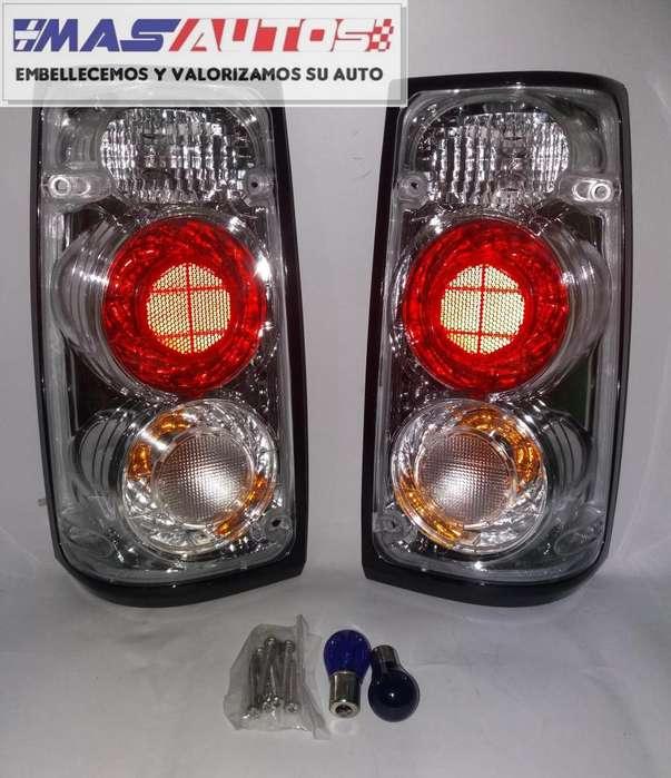 Juego stop <strong>chevrolet</strong> Luv 2300 prisma de lujo / Pago contra entrega a nivel nacional