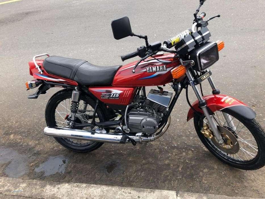 Vendo Moto <strong>yamaha</strong> Rx115