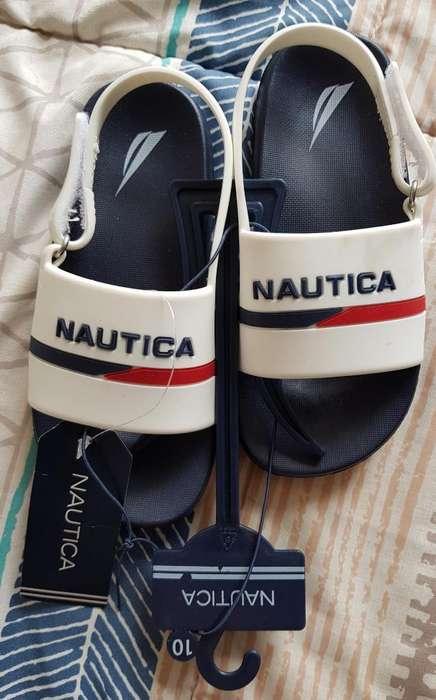 Sandalias Niño Nautica