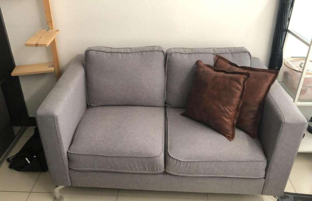 Sillon 2 Plazas