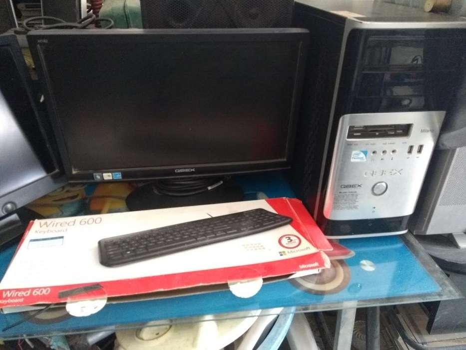 Computador de Mesa Qbex Completo