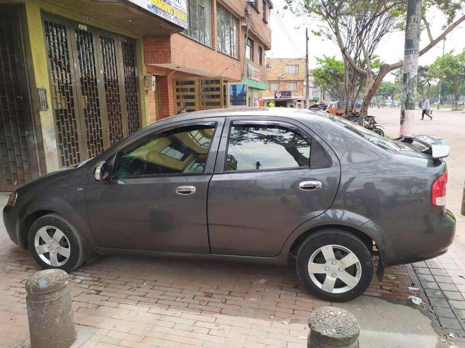 Chevrolet Aveo 2009 - 106000 km