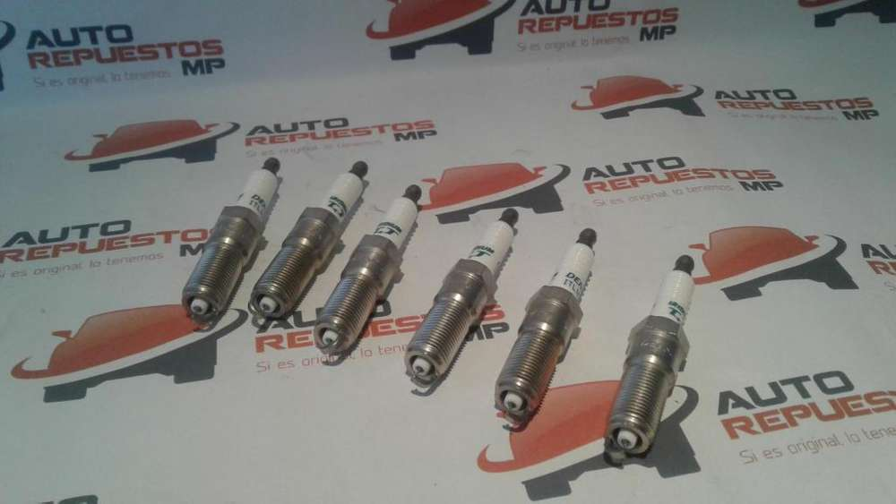 BUJIA DENSO ITL16TT IRIDIO TT MAZDA 3 FORD ESCAPE DODGE JOURNEY AUTO<strong>repuesto</strong>S MP GUAYAQUIL