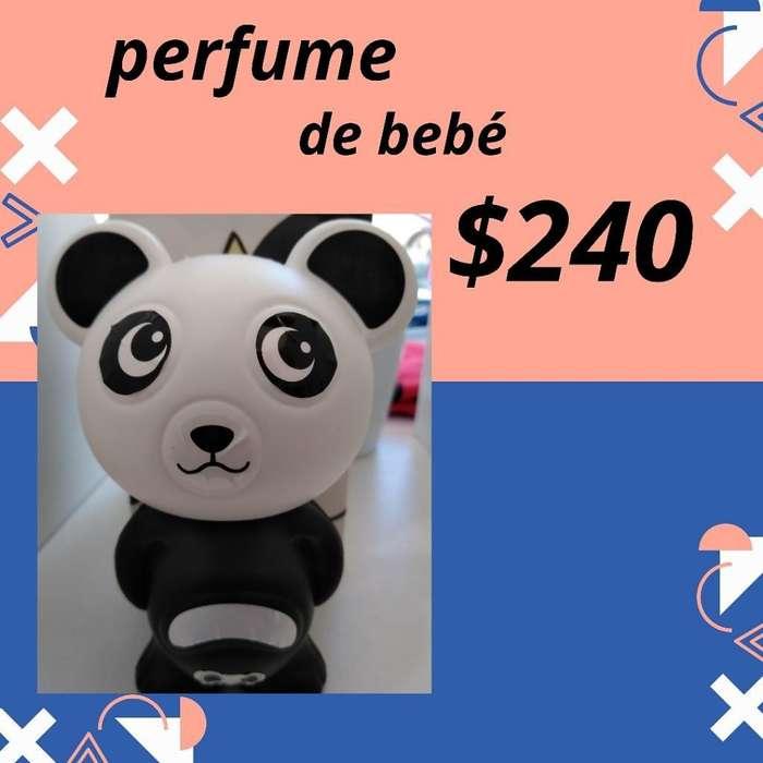 Perfume de Bebe