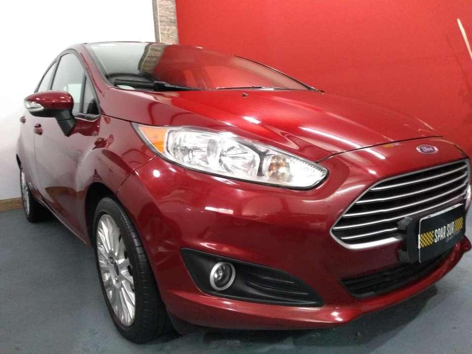 Ford Fiesta Kinetic 2014 - 92000 km