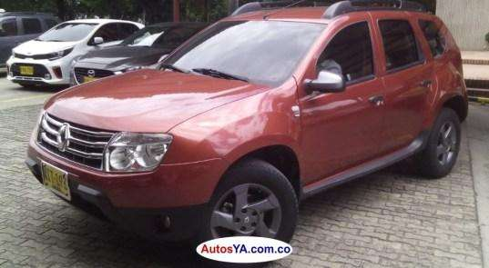 Renault Duster 2015 - 59000 km