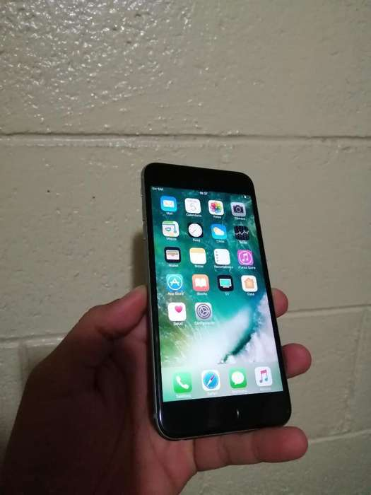 Vendo iPhone 6s Plus de 64gb, Es Atyt