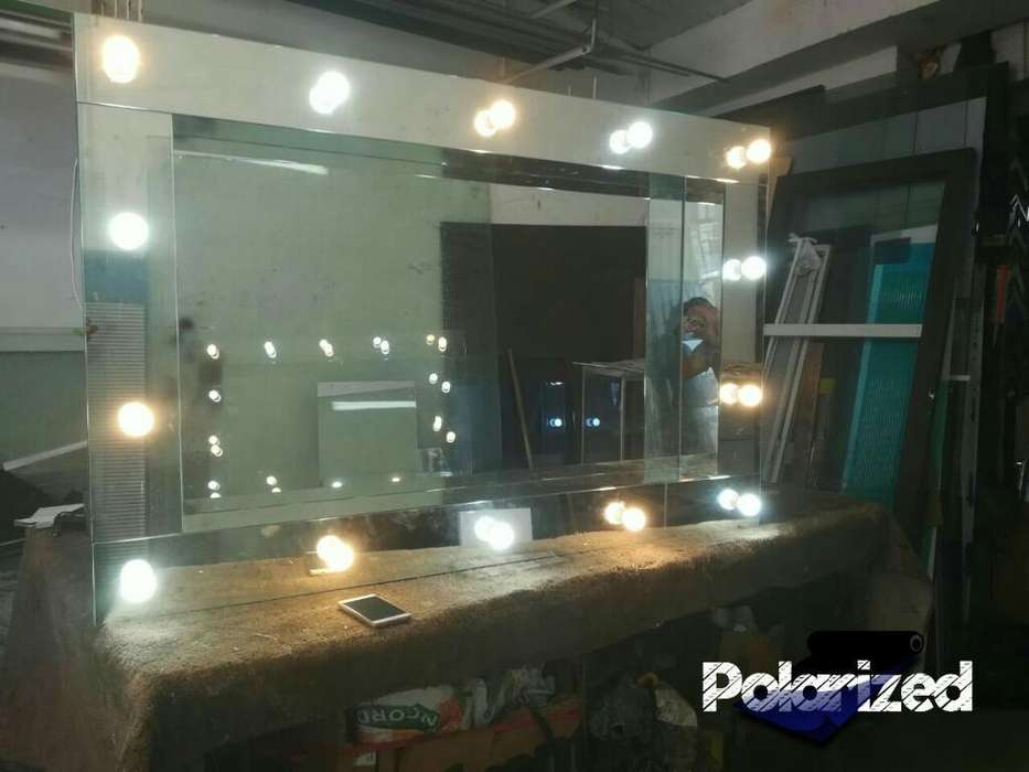 Bombilla Led Espejos Hollywood Decorativ