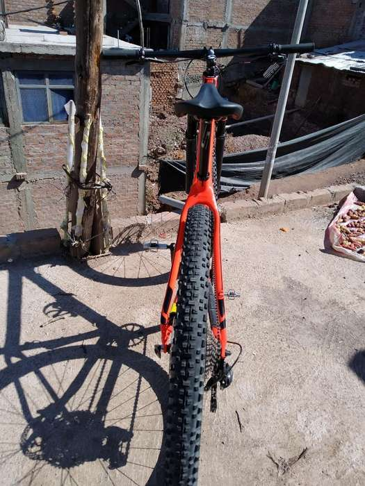 Bicicleta D Cros Country Semnueva Carbon