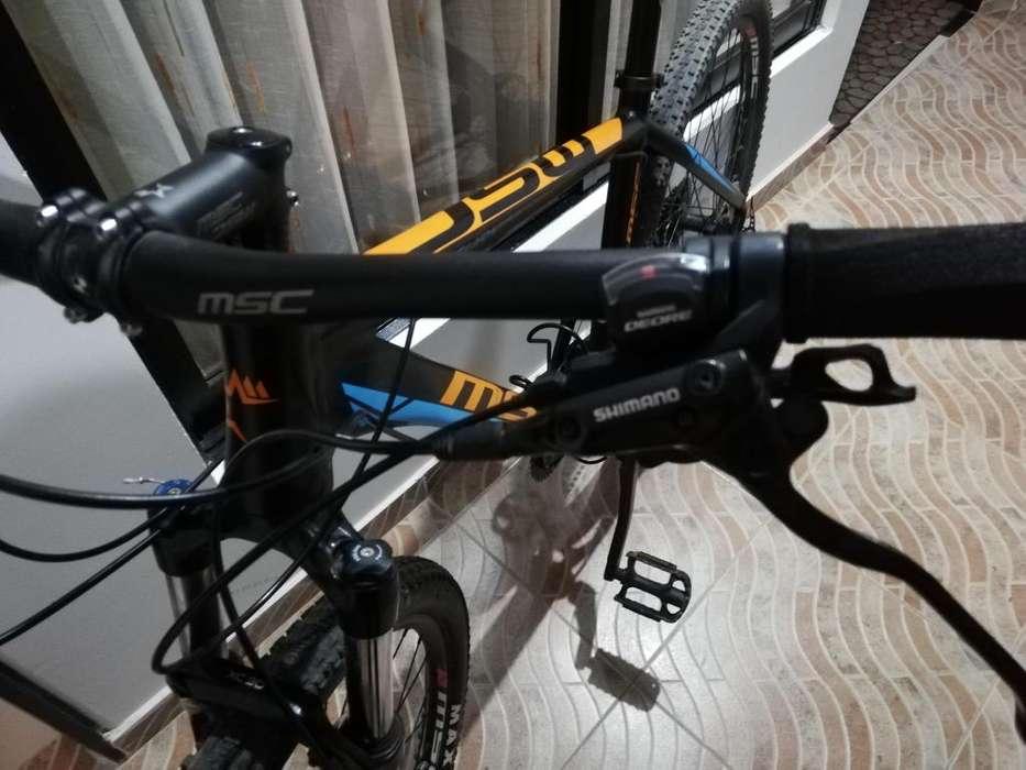Bicicleta MSC TODO TERRENO