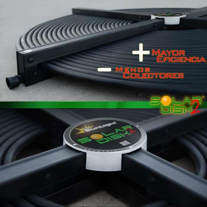 Calefacción Climatizador Panel Solar <strong>piscina</strong> Piletas