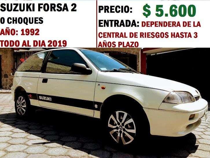 Suzuki Forsa 2 1992 - 16000 km