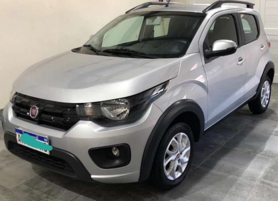 <strong>fiat</strong> Mobi 2017 - 45000 km