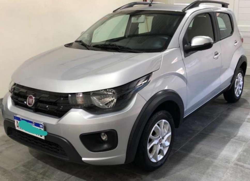 Fiat Mobi 2017 - 45000 km