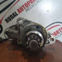 Burro De Arranque/ Motor Fiat Palio 3553 Oblea:02434795
