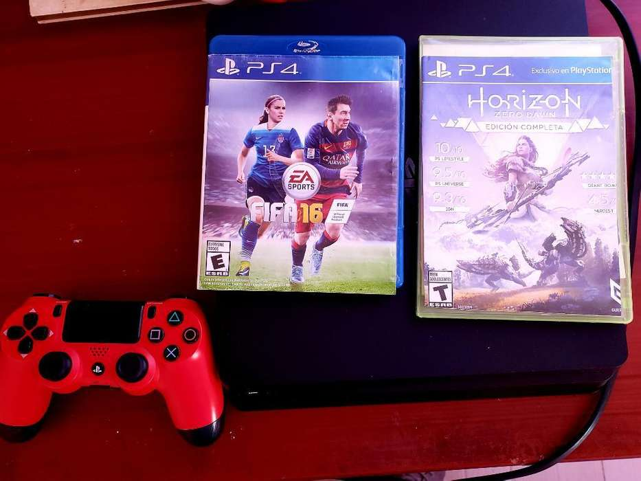 Playstation 4 Slim de 500gb