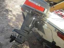 MENDOZA LANCHA 6P MOTOR 30 HP