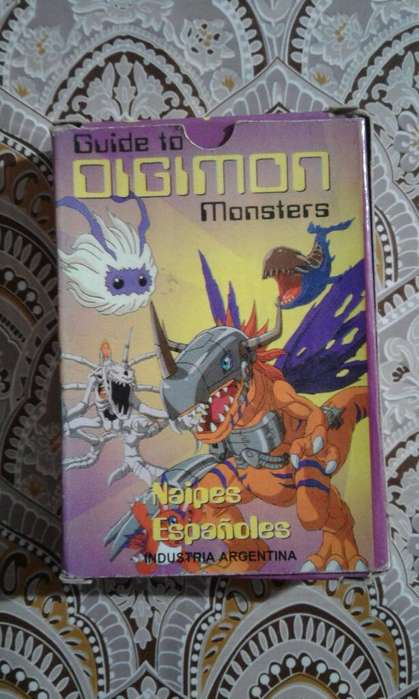 Juego de Cartas de Digimon