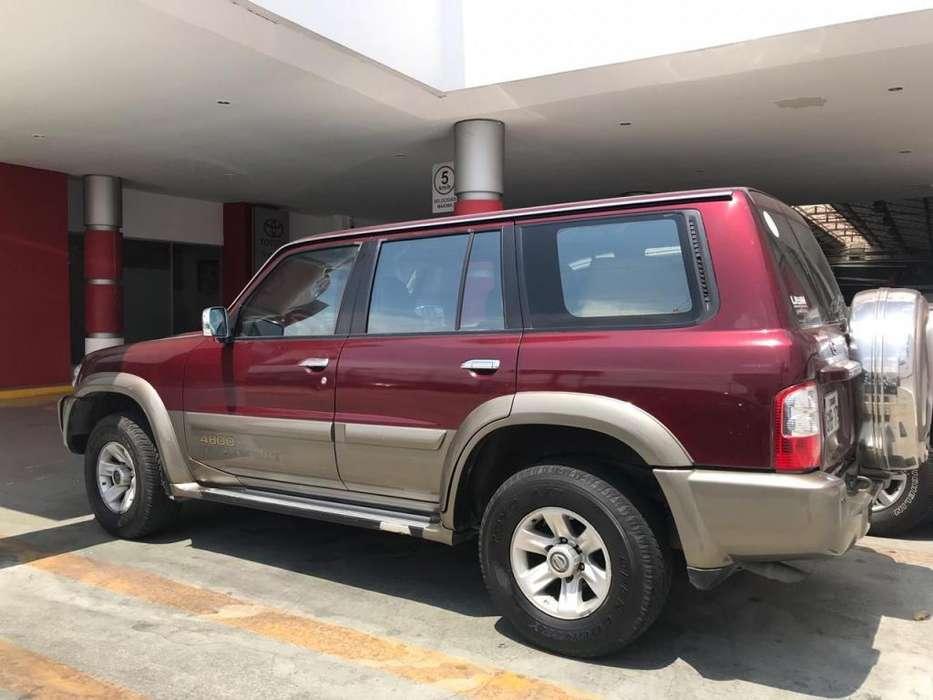 Nissan Patrol  2003 - 176000 km