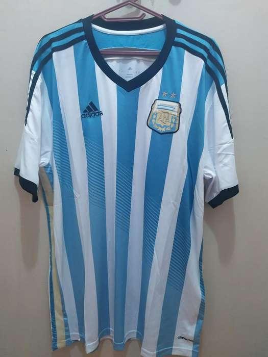 Camiseta Adidas Argentina Xl, Nike Puma