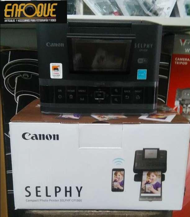 Impresora Canon 1300