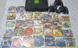 Vendo Xbox Negra