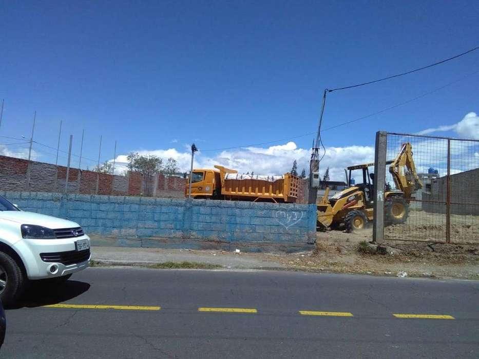 Vendo Terreno de oportunidad en la Ciudad de Ambato, cerca al Mall de Los Andes