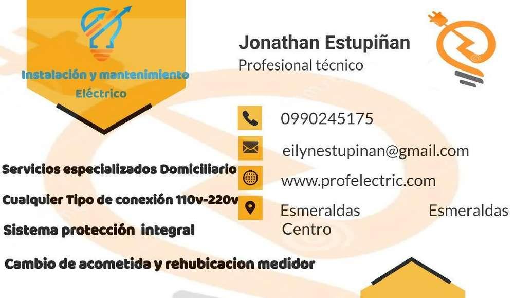 Servicios Instalaciones Eléctricas