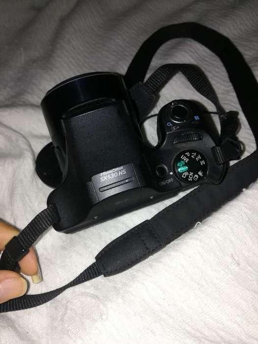 Camara digital CANON powershot SX530