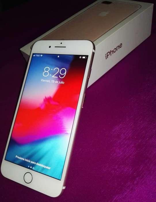 iPhonen 7 Plus 128Gb Oro Rosa