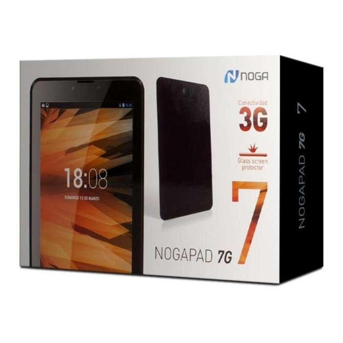 Tablet Noga 7 Nogapad 7g 3g/ Ram 1gb/ Rom 16gb