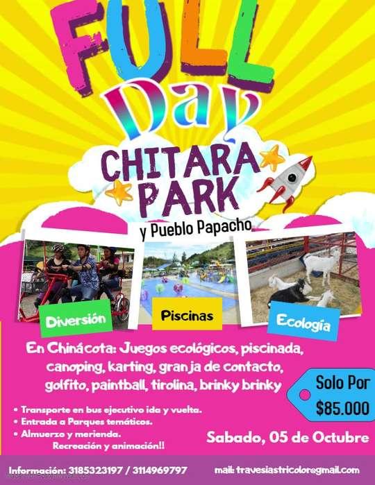 Full Day a Chitara Park y Pueblo Papacho