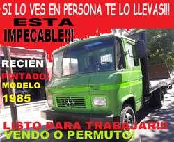 EXCELENTE!!! Mercedes Benz 608 mod 85 330000 O PERMUTO