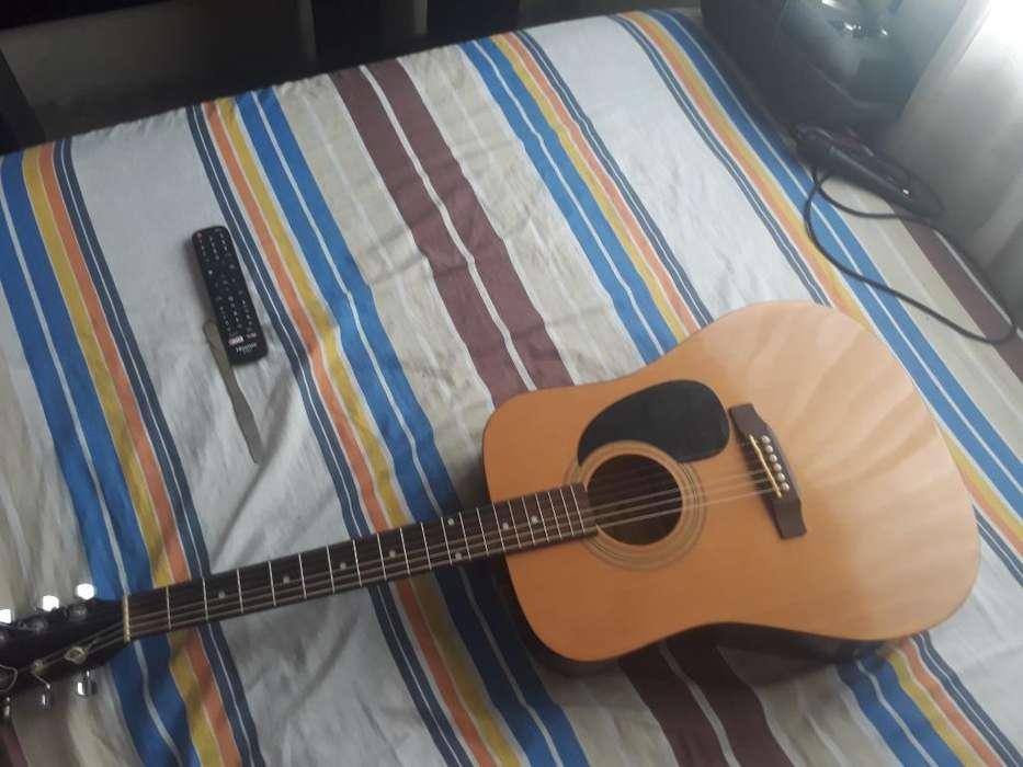 Guitarra Squier Fender Acustica