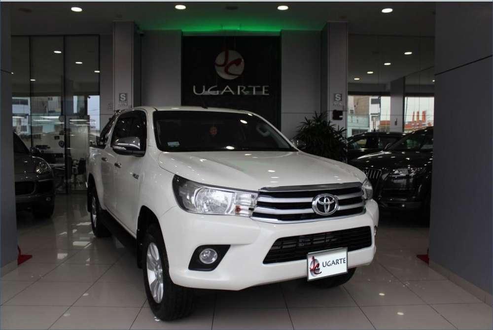 Toyota Hilux 2016 - 147702 km