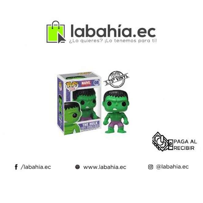 Muñeco Coleccionable Funko Pop Hulk