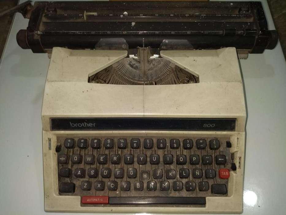 Mquina de escribir