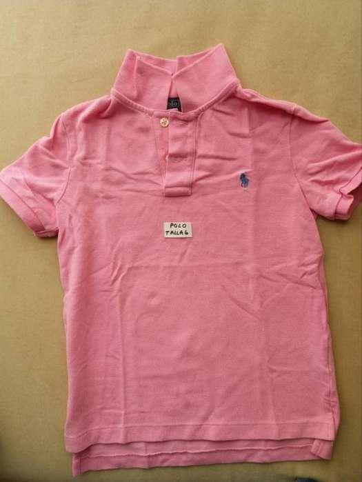 Camisetas Polo Como Nuevas Originales 6