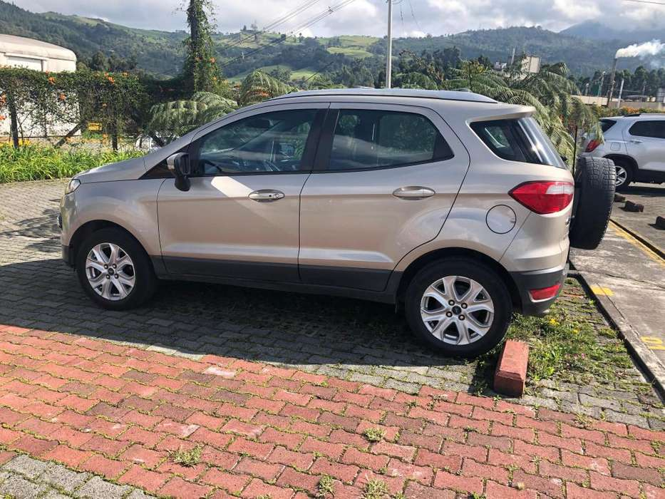 <strong>ford</strong> Ecosport 2013 - 78000 km