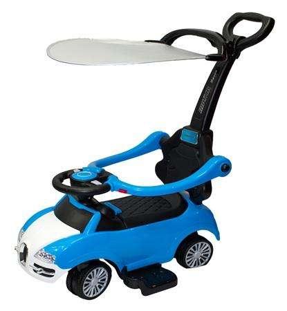 VENDO NUEVO!!! Carro musical paseador para bebe
