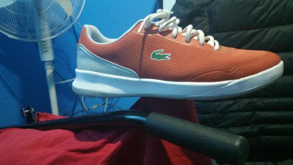Zapatillas lacoste importadas